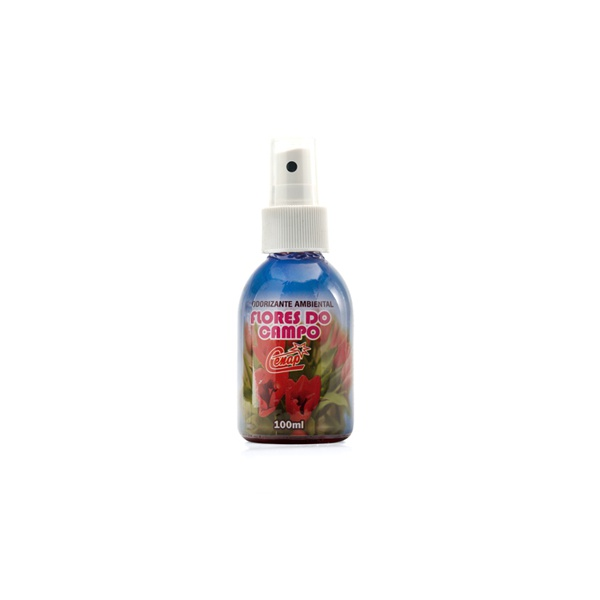 ODORIZ AMB FLOR DO CAMPO CENAP 100ML SPRAY