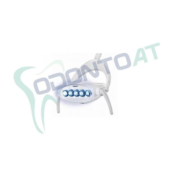 CABECOTE REFLETOR SIRIUS G8 SENSOR 5 LEDS STD GNATUS