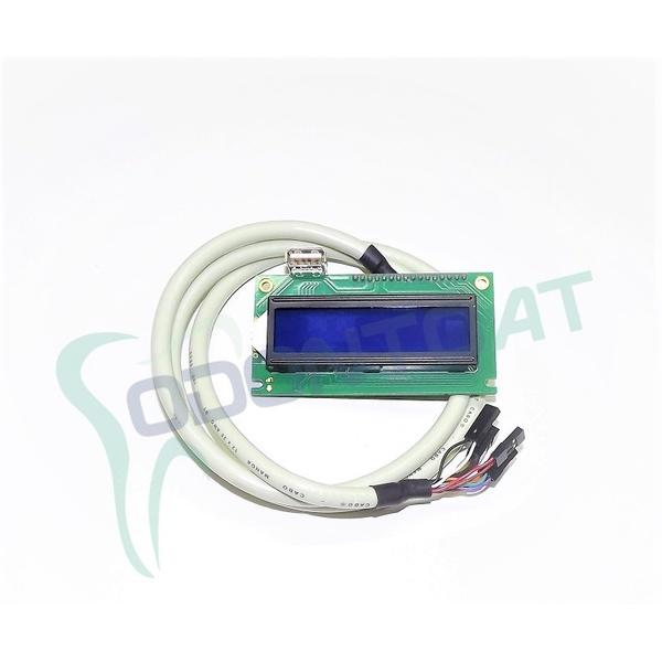 PLACA / CIRCUITO DISPLAY USB AUTOCLAVE QUADRA 54 LTS CRISTOFOLI