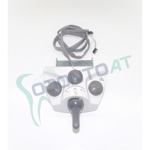 S/C PEDAL JOYSTICK CADEIRA 3 TECLAS P1 D700 DABI ATLANTE