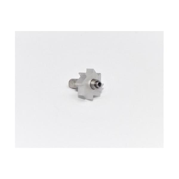 EIXO PINCA COM ROTOR FG RS / MS / D700 / SILENT DABI