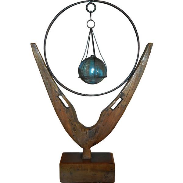 Escultura Pêndulo - Coleção Moldes de Fundição