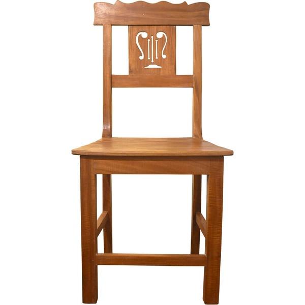 Cadeira Encosto Recorte
