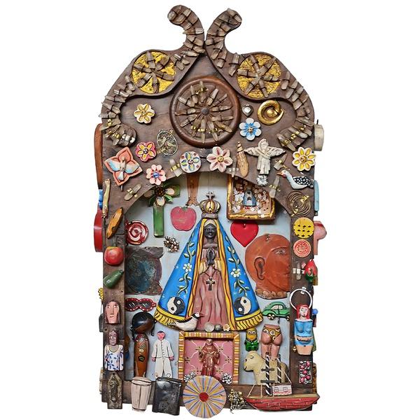 Oratório Nossa Senhora - Aplicações Diversas