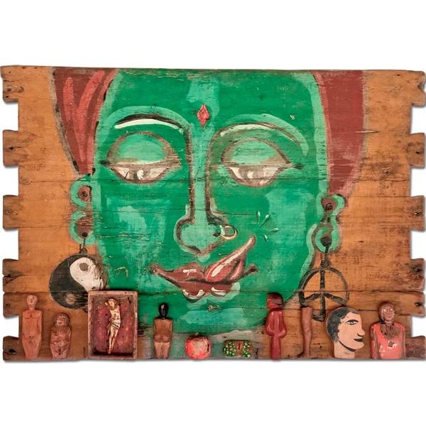Painel Toti - Buda 2
