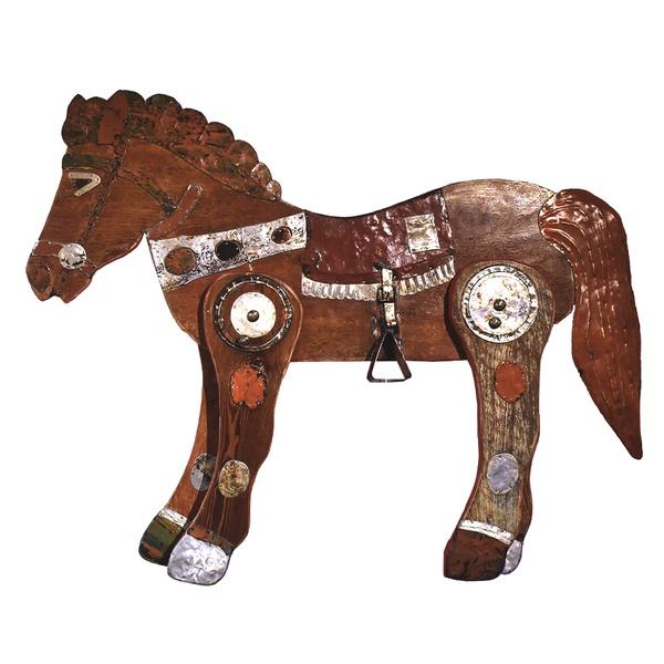 Painel Talha de Cavalo P