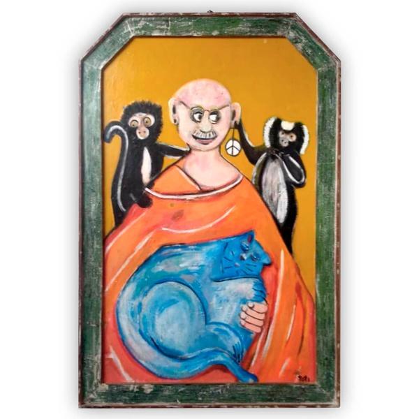 Painel Toti - Mahatma Gandhi