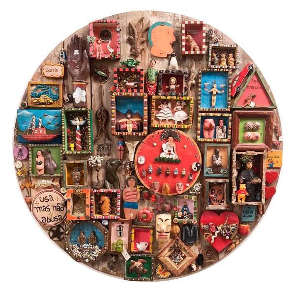Painel Mandala Lembranças - Toti