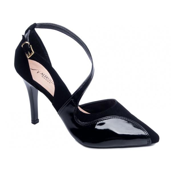 Sapatos Scarpin Alta Villa Shoes