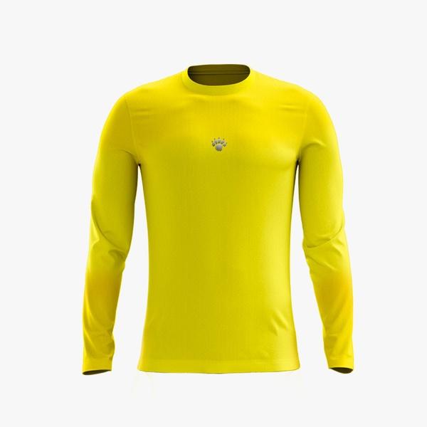 Camisa UV Amarelo