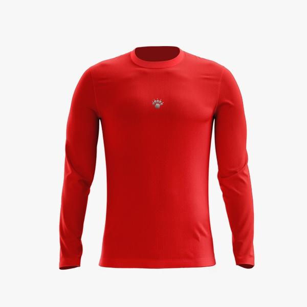 Camisa UV Vermelha