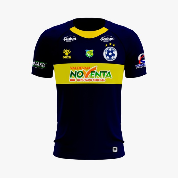 Camisa 3 Boca Júnior - SE