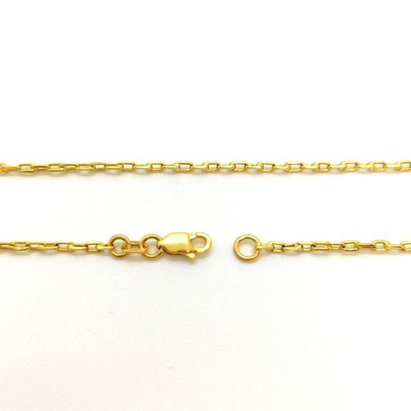 Corrente Cartier em Ouro 18k