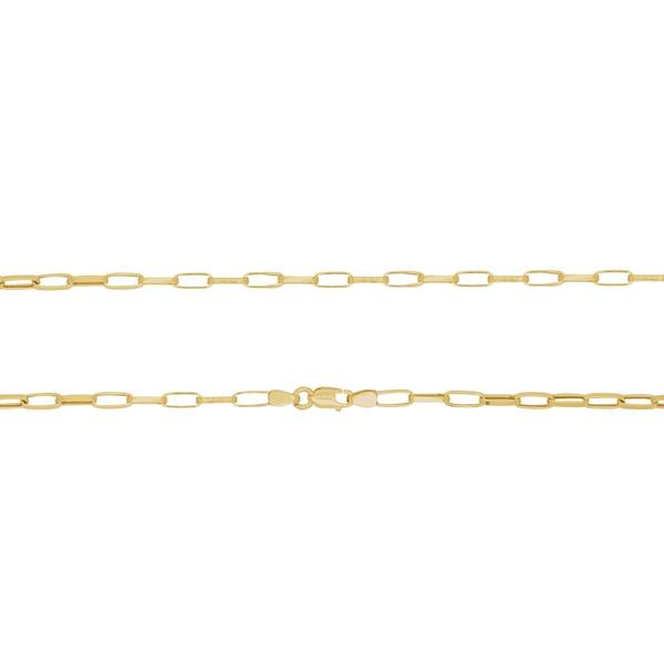 Corrente Cartier Oca em Ouro 18k
