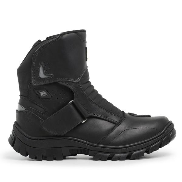 Bota Master Boots Motoqueiro BK - Preto