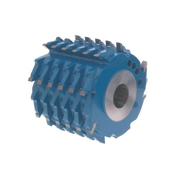 Cabeçote Desintegrador Helicoidal 80x80x30x6z