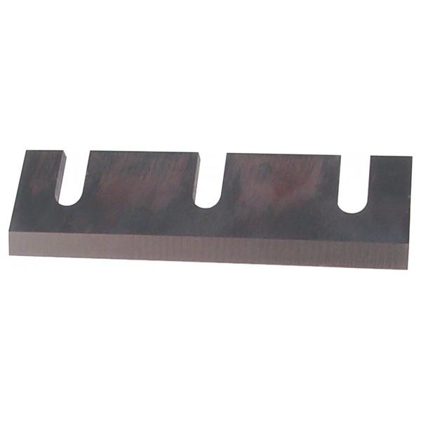 Faca aço rápido hss com 4 rasgos, 350x5x9 (Par)