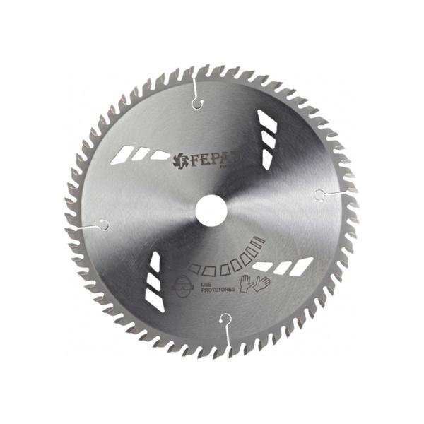 Disco de serra circular 185 mm x 60 dentes RT F.20/16 para makita e dewalt