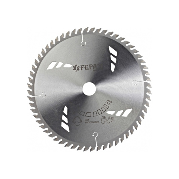Disco de serra circular 235x60Z ED F.25 Fepam