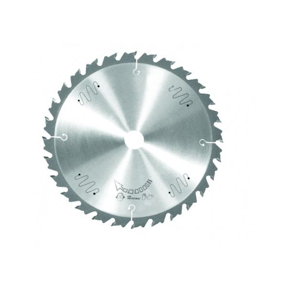 Disco de Serra Circular 250 mm X 24 dentes X 3,2/2,2 Fepam com Avanço Controlado