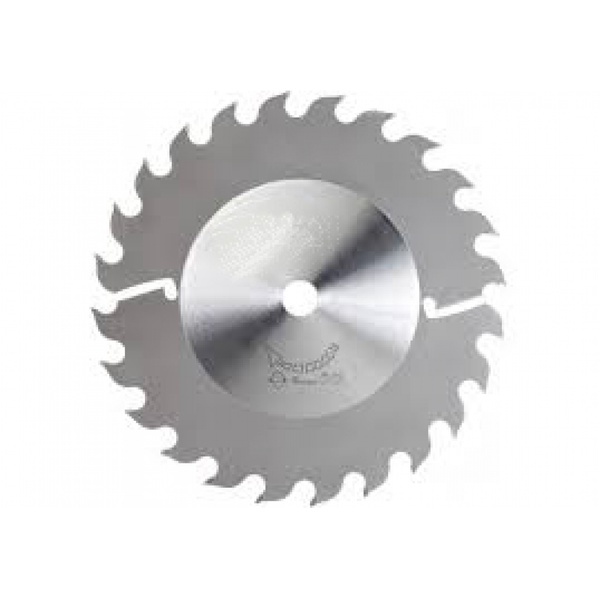 Disco de Serra Circular 250 mm X 24 dentes X 3,8/2,5 Fepam para Múltipla com 2 Limpadores