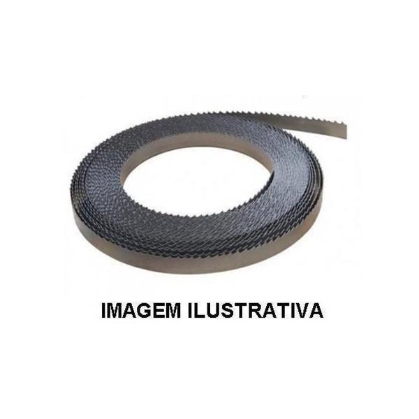Serra Fita 1/2 '' Polegada (13mm) Lâmina para Espuma Cortec - Dentada 2 lados - por metro