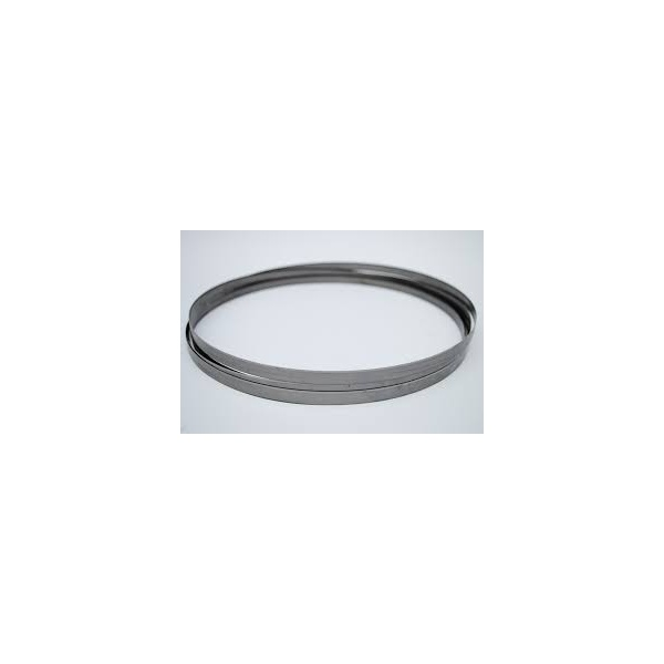 Lâmina de Serra Fita 1 '' Polegada (25mm) para Espuma sem Dente Cortec - Afiada 1 lado - 6,70m