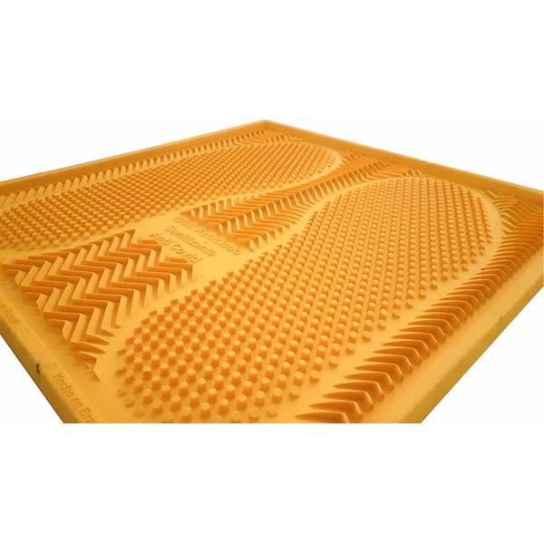 Tapete Sanitizante Oxlife Colors - Amarelo