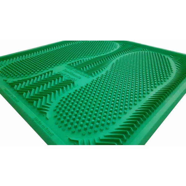 Tapete Sanitizante Oxlife Colors - Verde