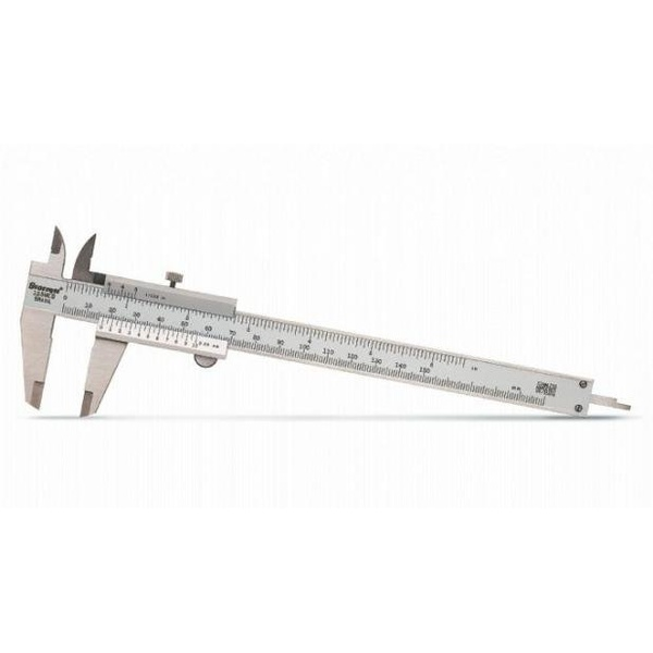 Paquímetro Universal Inox 200mm/08