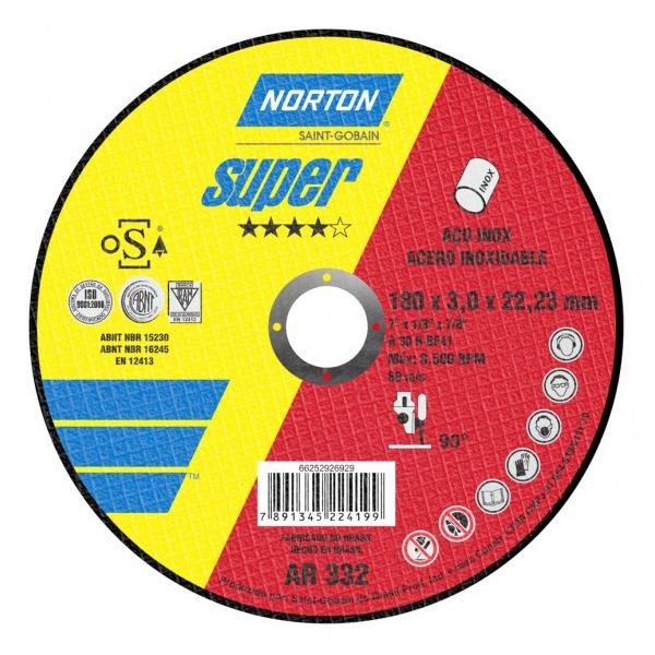Disco Super Aço - Tipo 41