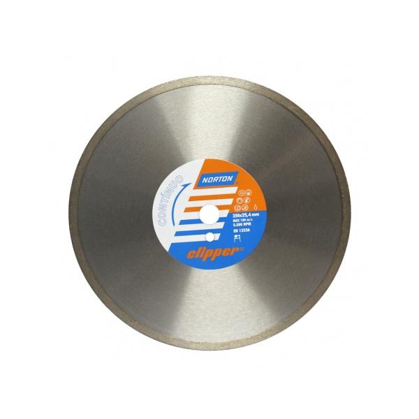 Disco Diamantado Clipper - Contínuo