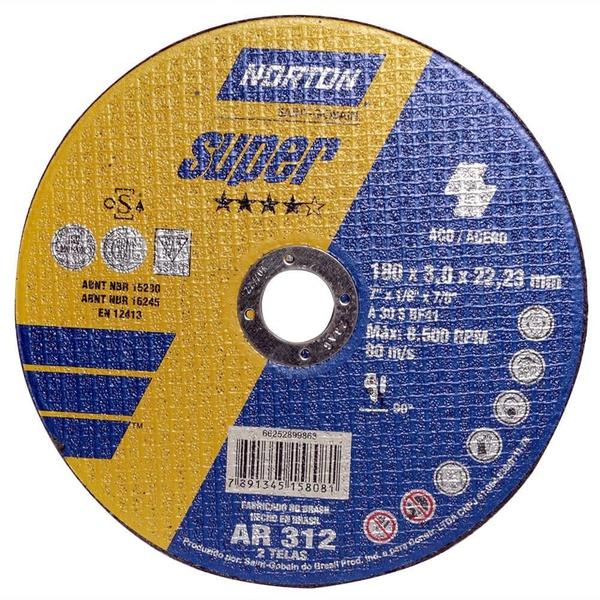 Disco Super Aço - Tipo 27