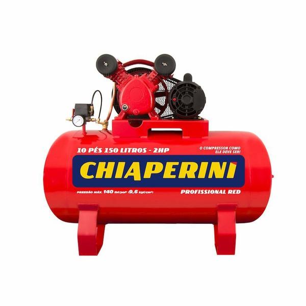 Compressor de Ar Média Pressão – Top 10 mpv – 150L