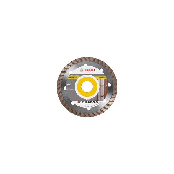 DISCO DIAMANTADO UP-TURBO 110MM BOSCH