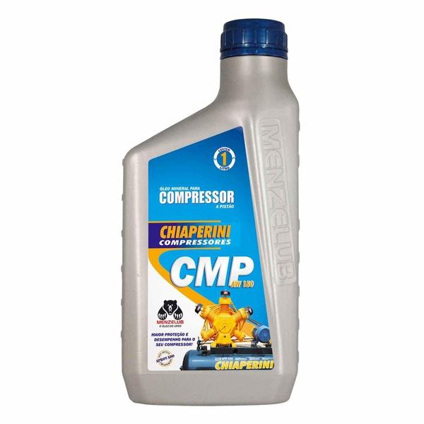 Óleo mineral compressor pistão  1 l