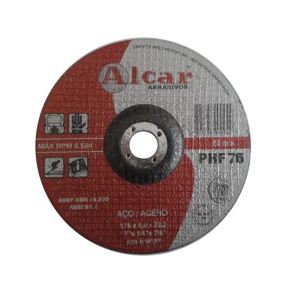 Disco de Desbaste PHF-76 7