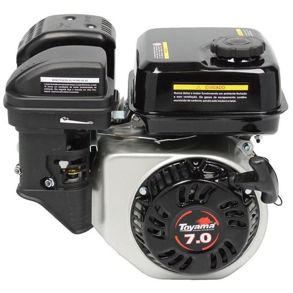 Motor a Gasolina 7,0hp Manual Mult