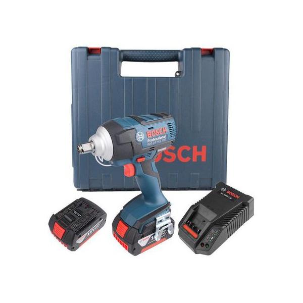 Chave Impacto a Bateria Gds 18v-ec250 220v Bosch