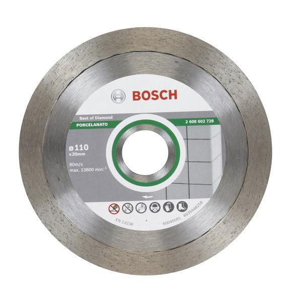 Disco Diamantado Up-continuo 110mm Bosch