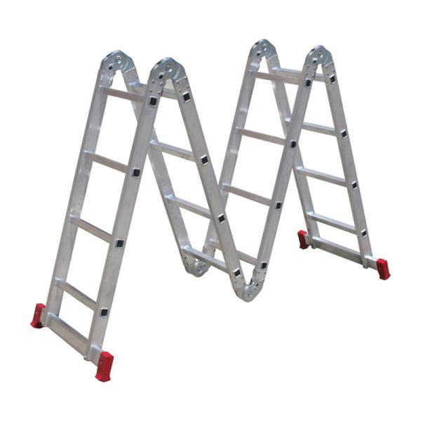 Escada 13 x 1 Articulada 3 x 4 Aluminio