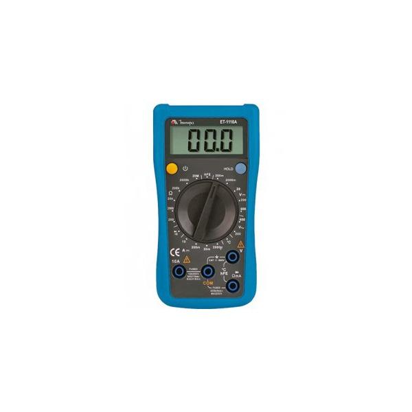 Multimetro Digital Et 1110-a