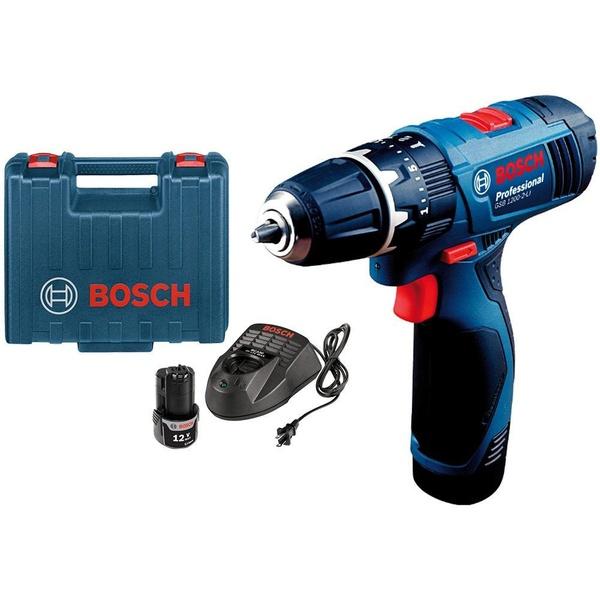 Furadeira/parafusadeira de impacto - GSB 1200-2 BOSCH