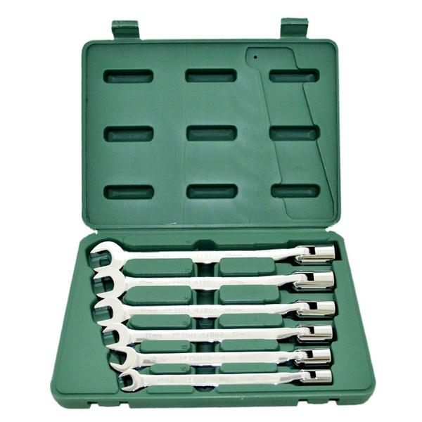 Jogo Chave Comb C/soquete Flex 6 Pc Sata