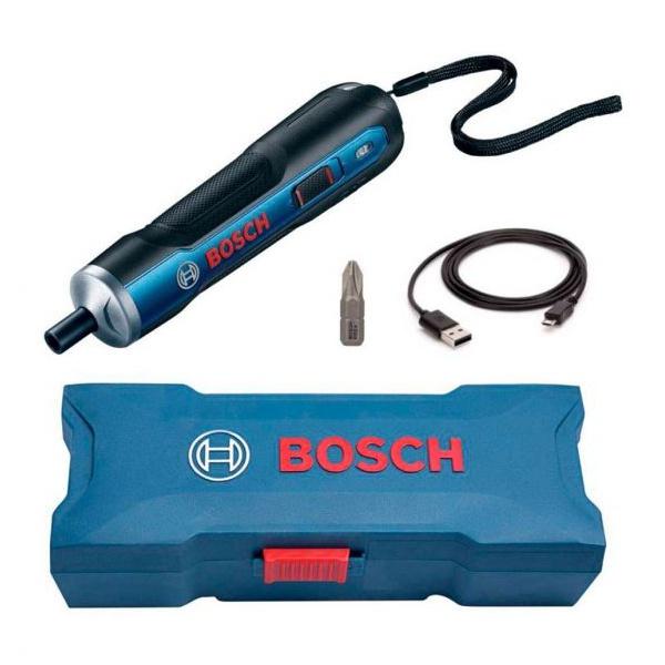 Parafusadeira Bosch GO 3,6V BOSCH