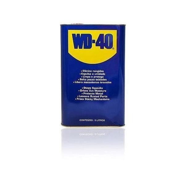 Lubrificante Multiuso Galão Wd-40 5L