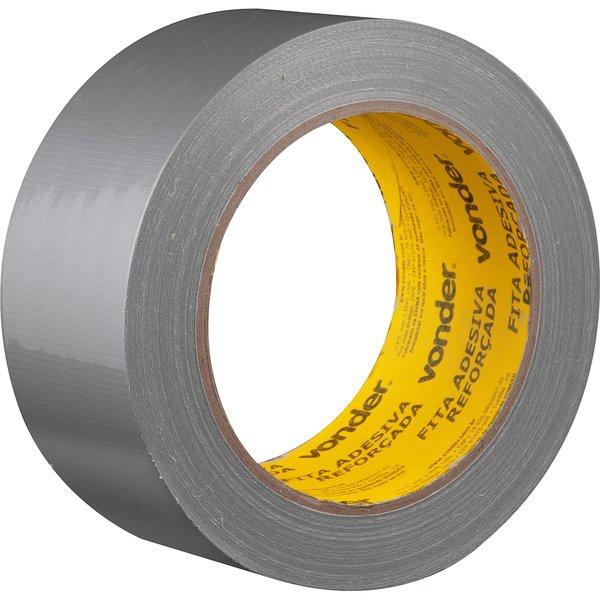 FITA ADESIVA REFORÇADA 50mm x 25mm (Silver Tape)