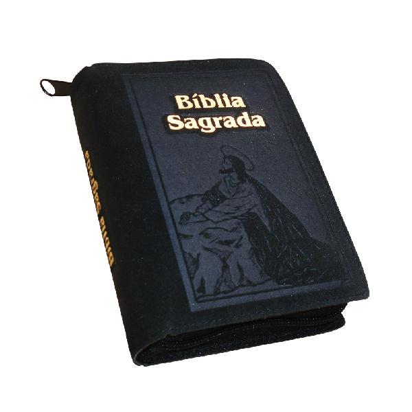 Capa para Bíblia Edição Pastoral Bolso