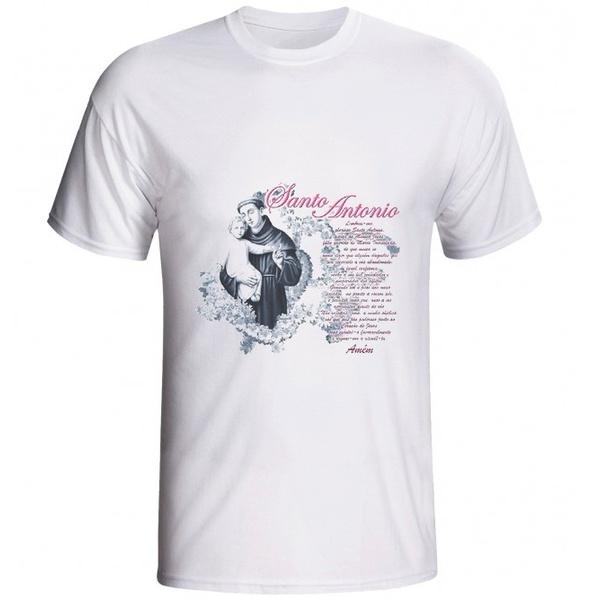 Camiseta Santo Antonio Oração