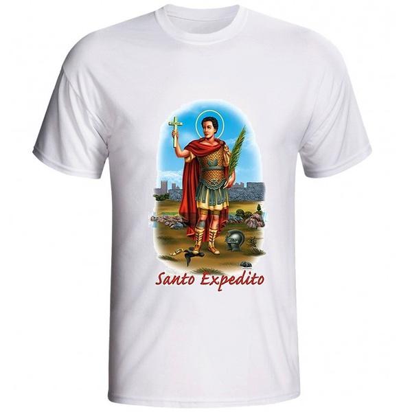 Camiseta Santo Expedito